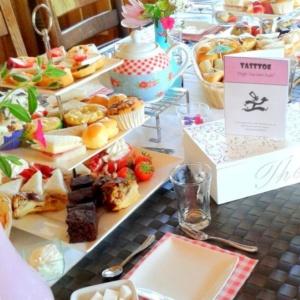 High Tea aan huis (moederdag) mei